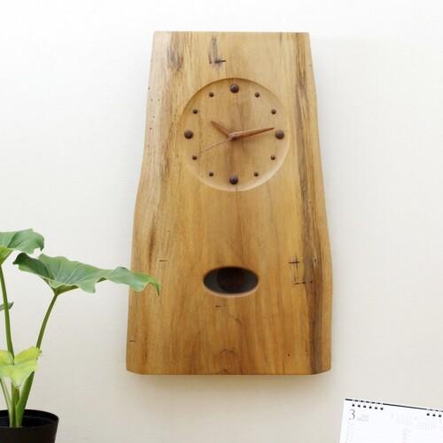 耳付振り子時計(クウォーツ式)