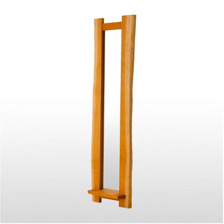飾り棚付鏡(中)